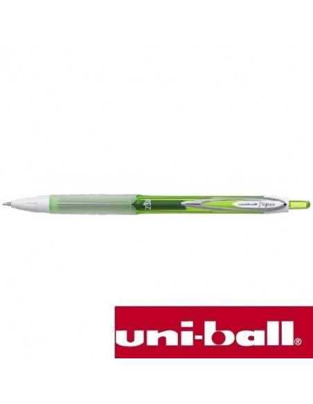 UNI-BALL SIGNO 207 COLORS DE 0.7 MM COLOR VERDE