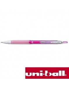 UNI-BALL SIGNO 207 COLORS DE 0.7 MM COLOR ROSA