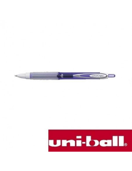 UNI-BALL SIGNO 207 COLORS DE 0.7 MM COLOR VIOLETA
