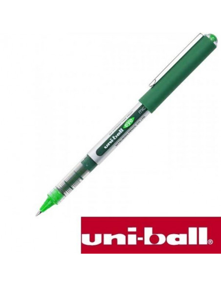 ROLLERBALL EYE MICRO 0.5 MM UB-150 VERDE