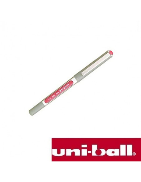 BOLIGRAFO ROLLERBALL UNIBALL EYE FINE 0.7 MM UB-157 COLOR ROSA