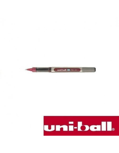 BOLIGRAFO ROLLERBALL UNIBALL EYE FINE 0.7 MM UB-157 COLOR VINO