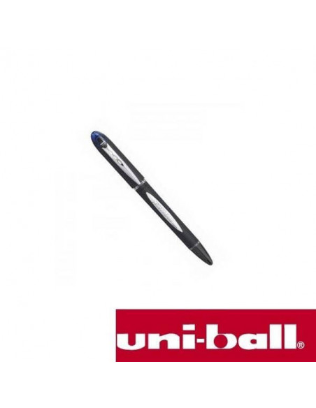 BOLIGRAFO AZUL ROLLERBALL UNI JETSTREAM 1.0 MM