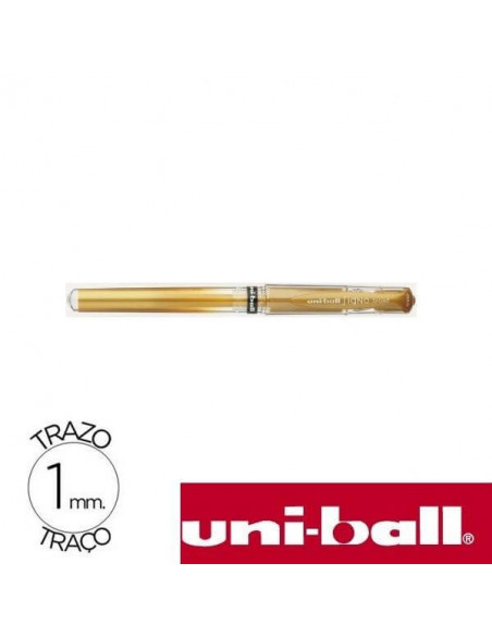 BOLIGRAFO SIGNO BROAD 1.0 MM COLOR ORO