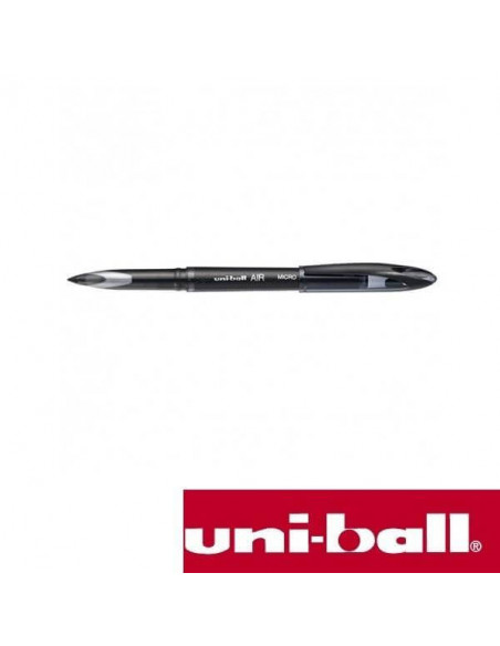 BOLIGRAFO UNI-BALL AIR MICRO 0.5 MM COLOR NEGRO