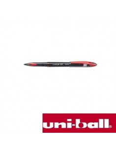 BOLIGRAFO UNI-BALL AIR MICRO 0.5 MM COLOR ROJO