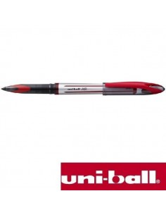 BOLIGRAFO UNI-BALL AIR 0.7 MM COLOR ROJO