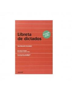 LIBRETA DE DICTADOS PARA EDUCACION SECUNDARIA