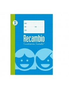 RECAMBIO LAMELA FOLIO 3MM 100 HOJAS