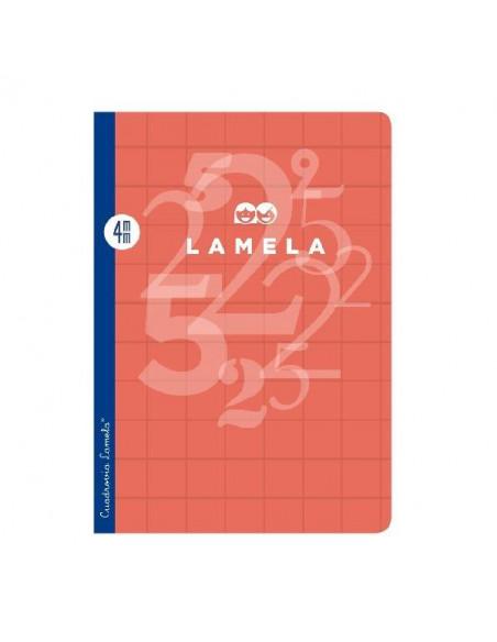 LIBRETA LAMELA A4 CUBIERTA BASÍCA 4 MM 50 HOJAS