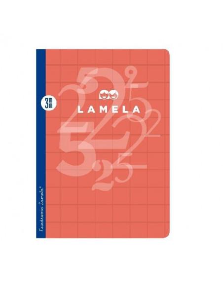 LIBRETA LAMELA A4 CUBIERTA BASÍCA 3 MM 50 HOJAS