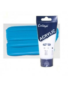 COLLAGE ACRILICO 75ML AZUL CLARO SCHMINCKE
