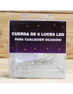 "LETRAS LED ""CUERDA 8 LED"""