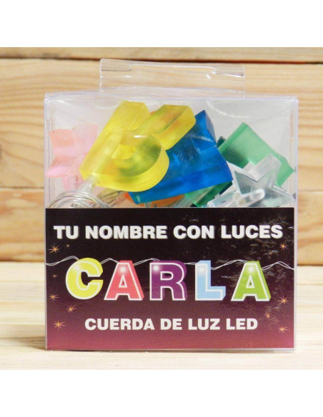 CARLA LUCES LED PARA DECORAR