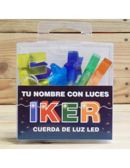 CUERDA DE LUCES LED IKER
