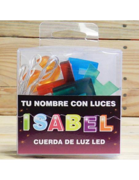 CUERDA DE LUCES LED ISABEL