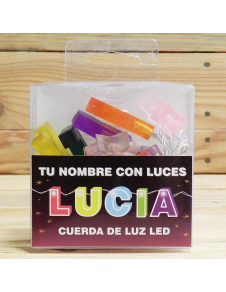 "LUCES LED ""LUCIA"" PARA DECORAR"