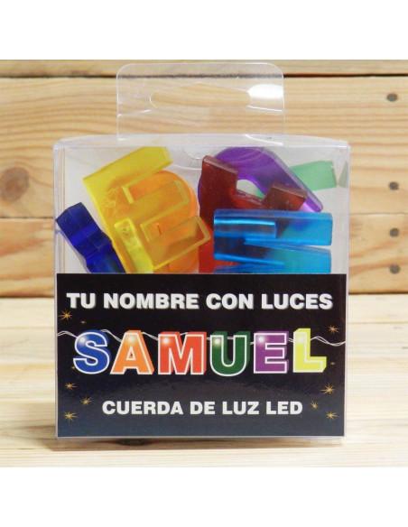 """LUCES LED """"SAMUEL"""""""