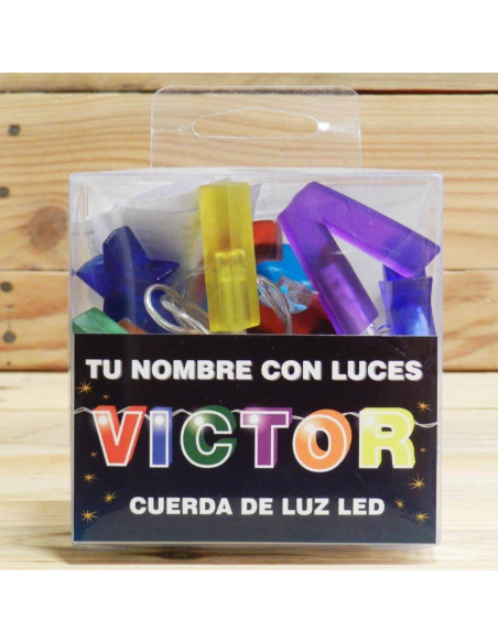 "LUCES LED ""VICTOR"""