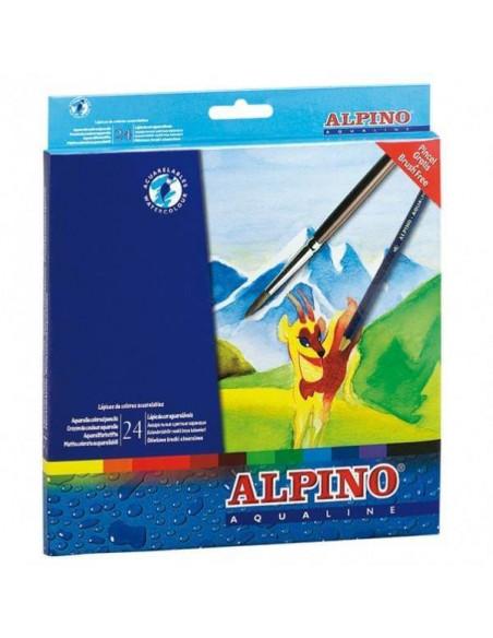 PINTURAS ALPINO AQUALINE 24 UND