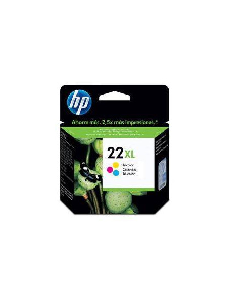 CARTUCHO HP 22 XL TRICOLOR