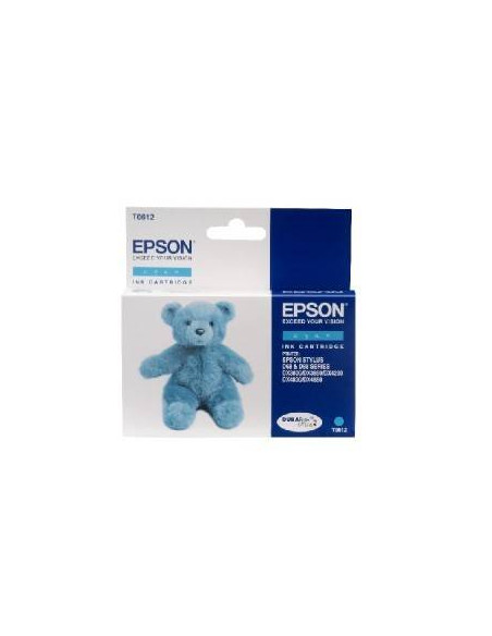 CARTUCHO EPSON COLOR CYAN T0612