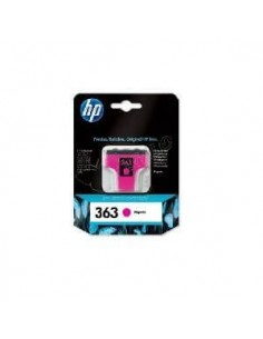 HP 363 CARTUCHO PARA IMPRESORA COLOR MAGENTA