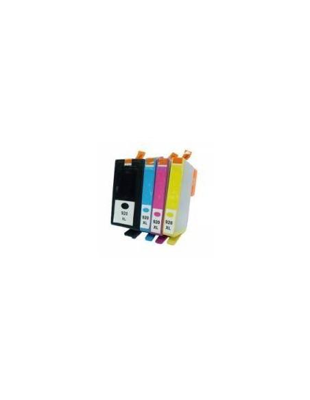 HP N920 XL V.2 NEGRO COMPATIBLE CARTUCHO 53ml