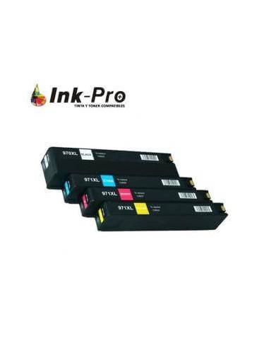 HP N970 XL NEGRO PANTENT FREE COMPATIBLE CARTUCHO 9.200 PAG
