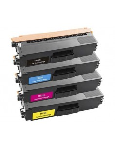 BROTHER TN320/325 NEGRO COMPATIBLE TONER 6.000 PAG