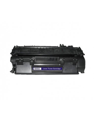 HP 05A/80A CE505A/280A NEGRO COMPATIBLE TONER 2.300 PAG PATENT FREE