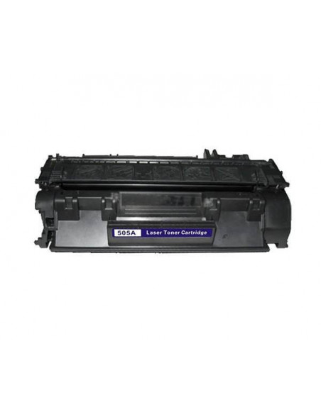 HP 05A/80A CE505A/280A NEGRO COMPATIBLE TONER 2.300 PAG PATENT FREE