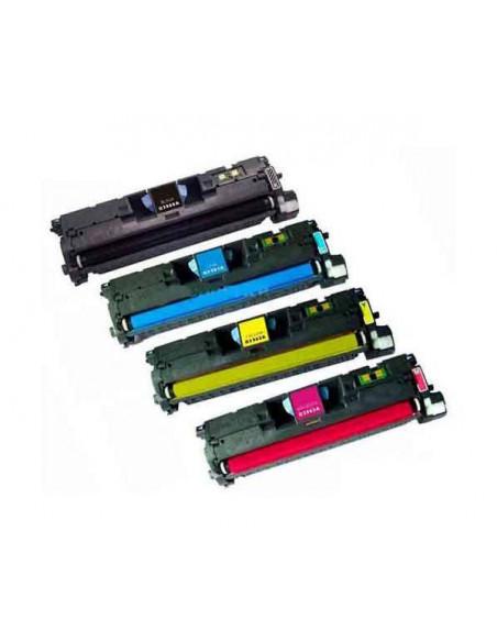 HP 122A NEGRO Q3960A/Q3970A/C9700 COMPATIBLE TONER 5.000 PAG