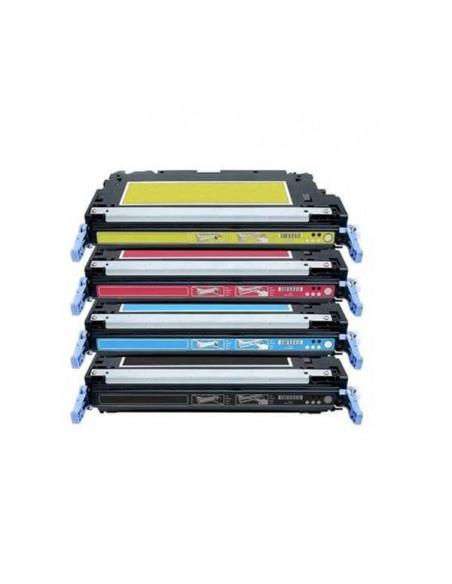 HP 501A NEGRO Q6470A COMPATIBLE TONER 6000 PAG