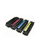 HP CC530A/CE410X/CF380X COMPATIBLE TONER 3.500 PAG PATENT FREE