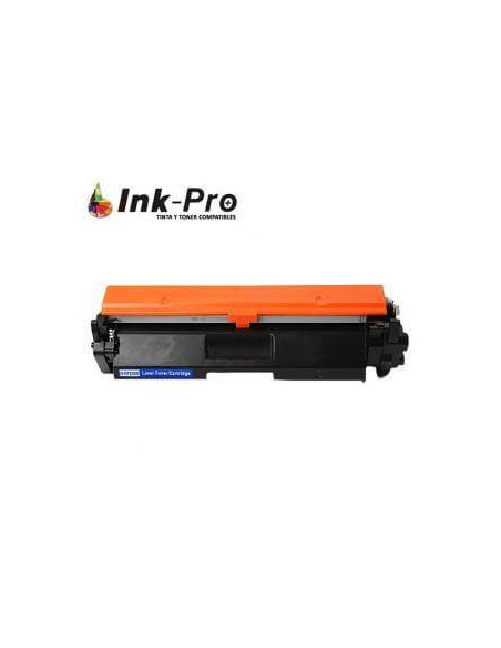 HP CF230X NEGRO COMPATIBLE TONER 3.500 PAG PATENT FREE (CON CHIP)