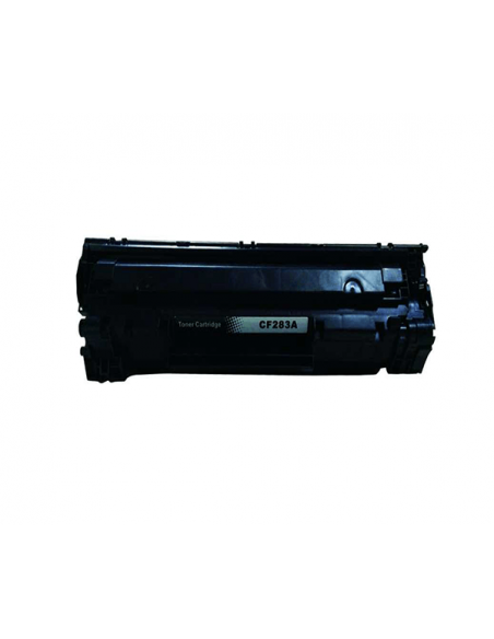 HP CF283A NEGRO COMPATIBLE TONER 1500 PAG PATENT FREE