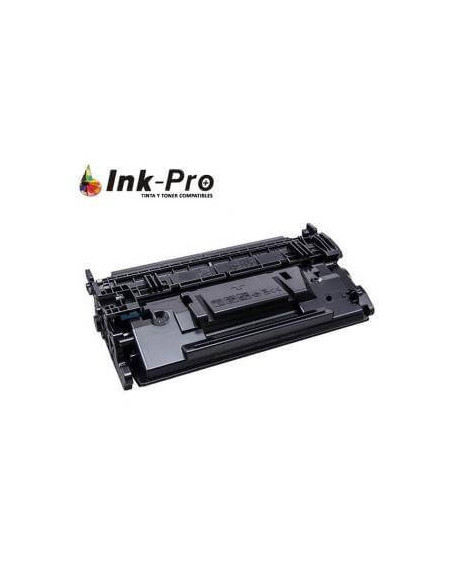HP CF287X NEGRO COMPATIBLE TONER 18.000 PAG PATENT FREE