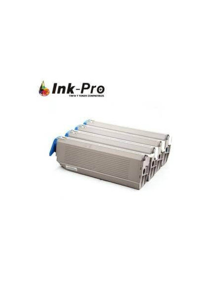 OKI C9100/9200/9300 AMARILLO COMPATIBLE TONER 15000 COPIAS
