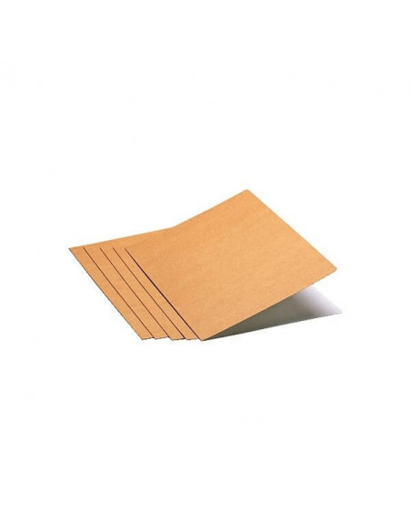 SUBCARPETA KRAFT NATURAL FOLIO 245 GRAMOS