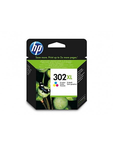CARTUCHO HP 302 XL COLOR