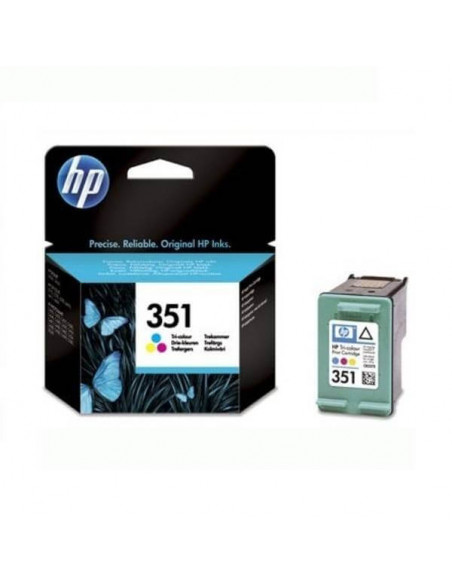 CARTUCHO HP 351 TRICOLOR 5 ML