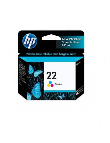 CART.HP COLOR Nº 22 C9352AE 3920/3940/PS