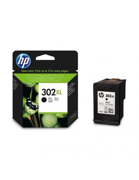 HP 302 XL NEGRO CARTUCHO ORIGINAL 480 PÁGINAS