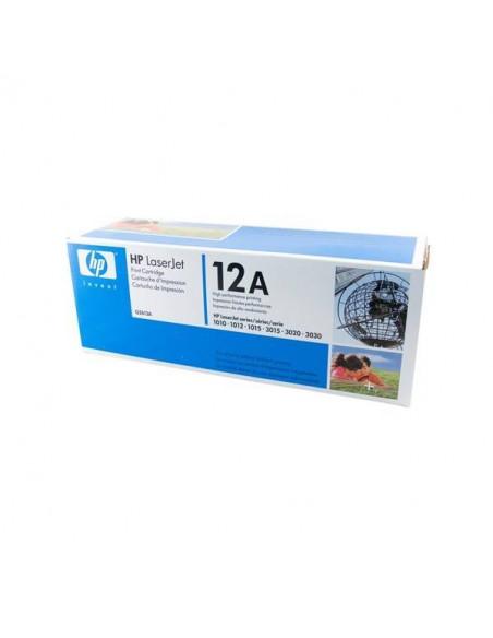 TONER HP Q2612A LJ1010/1012/1015 NEGRO 1
