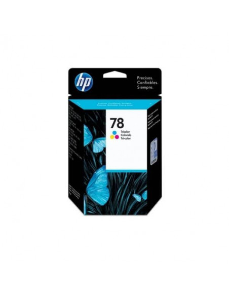 CARTUCHO HP DESKJET COLOR Nº 78 C6578DE