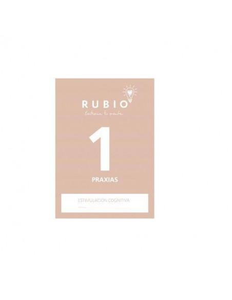 CUADERNO DE ESTIMULACION COGNITIVA PRAXIAS 1 RUBIO