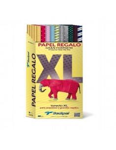 PAPEL KRAFT DECORADO XL
