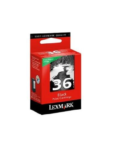 LEXMARK 36 NEGRO 189C2130E - 37 18C2140E