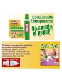 COLA INSTANT BLANCA 35 ML DOBLE APLICADOR
